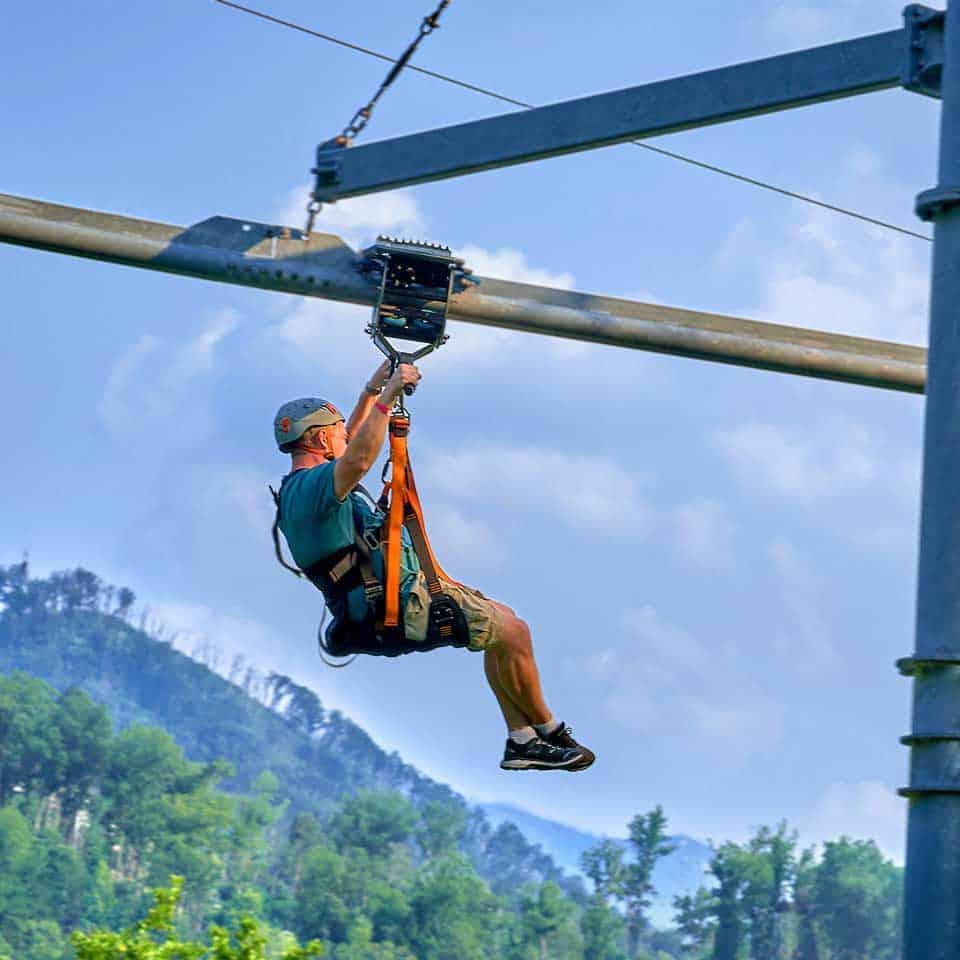Mountain Glider fun